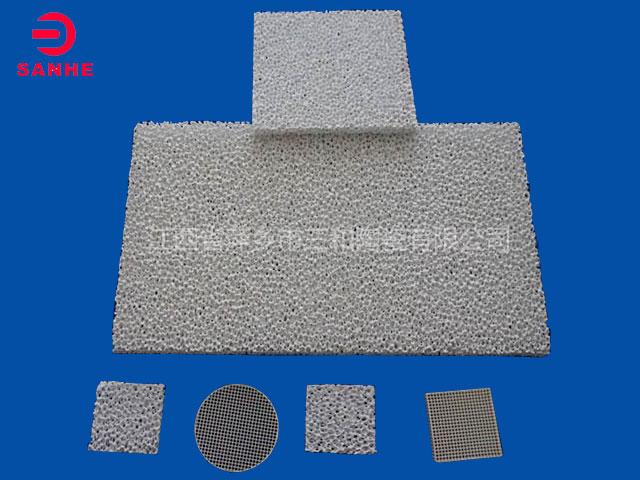 光催化陶瓷濾網